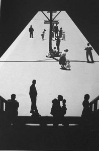 Gertrudes Altschul, déc. 1950